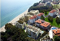 Beach holiday in Bulgaria - Byala Vista Complex