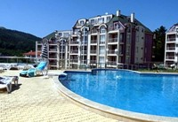 Holiday in Bulgaria - Kavarna Hills Complex - apartment III-8
