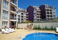 Holiday in Bulgaria - Kavarna Hills Complex - apartment VI-5