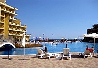 Holidays in Bulgaria - apartment for rent in Midia Grand resort, Aheloy