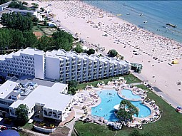 Holiday in Bulgaria - Albena Beach resort