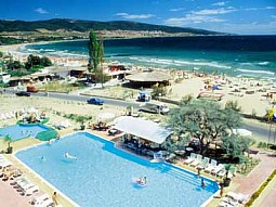 Golden sands - beach holidays in Bulgaria