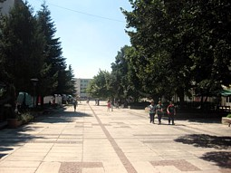 Kavarna town center - Holiday in Bulgaria