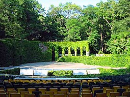 Varna city - summer theatre
