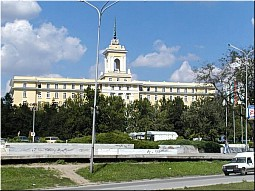 Varna city - marina university